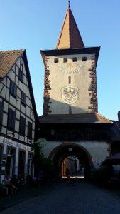 Gengenbach. Torres Obersturm