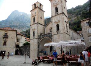 Kotor. Catedral de San Trifón.