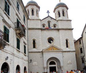 Kotor. Iglesia de San Nicolás