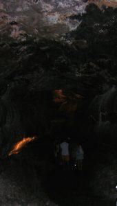 Lanzarote. Cueva de los Verdes