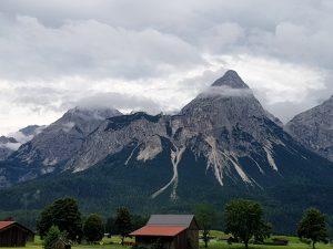 Carretera a Mittenwald