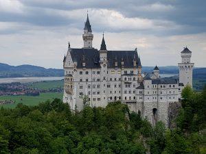 Castillo de Neuschwanstein. Baviera. Alemania