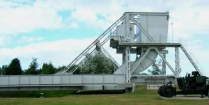 Normandía. Pegasus Bridge. Memorial.
