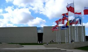 Normandía. Caen. Memorial