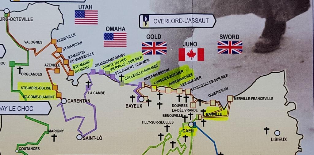 Normandia El Dia D Visitmundi