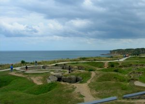Normandía. Le Pointe du Hoc