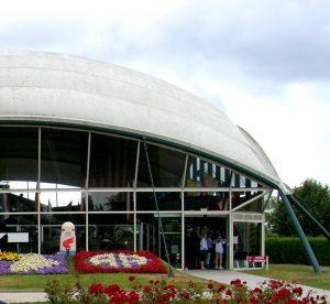 Normandía. Sainte Mére Église. Museé Airborne.