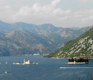 Bocas de Kotor. Isla de Ntra.Sra. de las Rocas