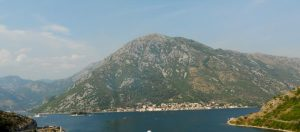 Bocas de Kotor. Perast.