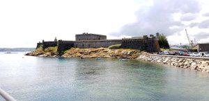 La Coruña. Castillo de San Antón.
