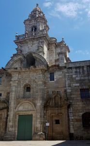 La Coruña. Convento Santo Domingo.