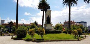 La Coruña. Jardines de Méndez Núñez.