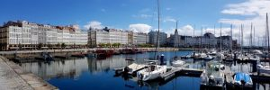 La Coruña. Galicia. España.