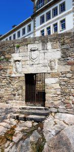 La Coruña. Murallas. Puerta de San Miguel