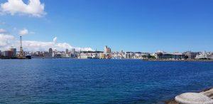 La Coruña. Puerto.