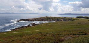 La Coruña. Punta Herminia.