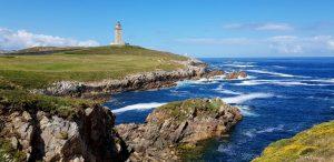 La Coruña. Torre de Hércules.
