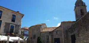 Bayona. Convento de las Dominicas.