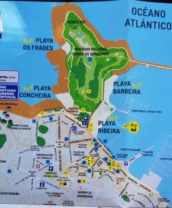 Plano de Bayona