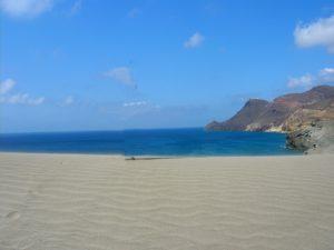 Cabo de Gata. Duna Playa de Mónsul