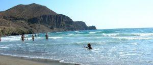 Cabo de Gata. Isleta del Moro.
