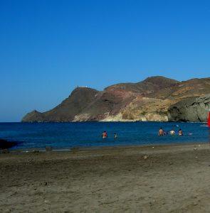 Cabo de Gata. Playa de Mónsul