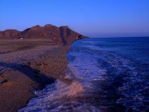 Cabo de Gata. Playa de la Almadraba