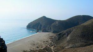 Cabo de Gata. Playa de los Muertos.