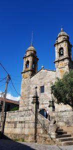 Cambados. Iglesia de San Benito.