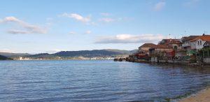 Combarro. Ría de Pontevedra