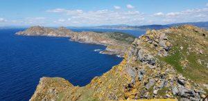 Islas Cíes. Isla del Norte.