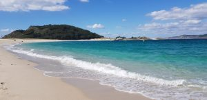 Islas Cíes.