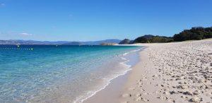 Islas Cíes. Galicia. España.