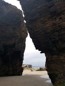 Playa de las Catedrales.