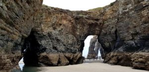 Playa de las Catedrales. Lugo. Galicia. España