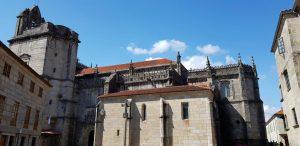 Pontevedra. Iglesia de Santa María.
