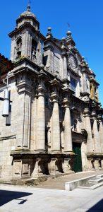 Pontevedra. Iglesia de San Bartolomé.