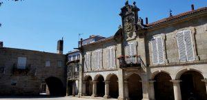Pontevedra. Plaza da Pedreira