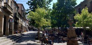 Pontevedra. Plaza da Verdura