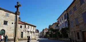 Pontevedra. Plaza Alonso Fonseca
