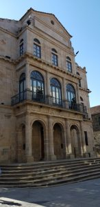 Pontevedra. Teatro Principal.