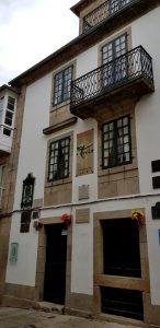Santiago. Casa de Troya