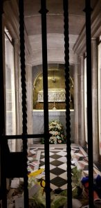 Santiago. Catedral. Sepulcro Apóstol.