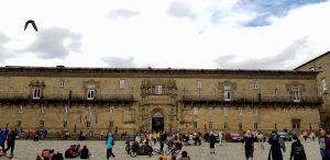 Santiago. Hostal de los Reyes Católicos