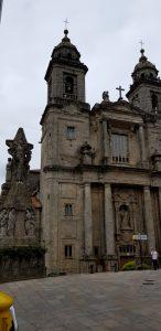 Santiago. Convento de San Francisco.