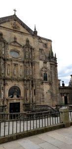 Santiago. Monasterio e Iglesia de San Martín Pinaro