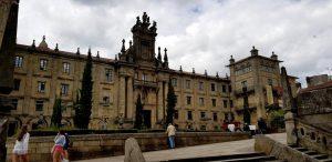 Santiago. Plaza de la Inmaculada.
