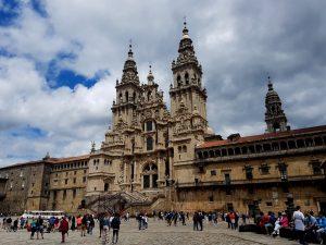 Santiago de Compostela. Galicia. España