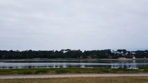 Las Landas. Lago de Hossegor