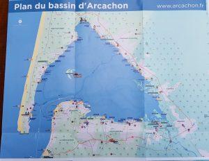 Las Landas. Bassin d`Arcachon